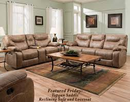 American Freight Sofa Beds by Featured Friday Topgun Saddle Reclining Sofa And Loveseat