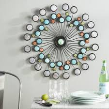 Metal Wall Art Intended For Idea 10