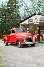 100 Chevy Cars And Trucks Red 1948 Truck CustomWheelsTriumphScrambler Old Cars And