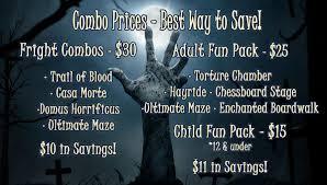 Haunted Halloween Hayride And Happenings by Halloween Castle Of Muskogee