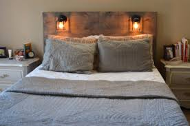 Ana White Rustic Headboard by Awesome Rustic King Headboard Ana White Rustic Reclaimed Look King