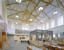 Newmat Light Stretched Ceiling by West Seattle H S 2002 Wa U2013 Newmat Stretch Ceiling U0026 Wall Systems