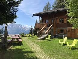 100 Log Cabins Switzerland Chalet Tannenduft Bettmeralp Bookingcom