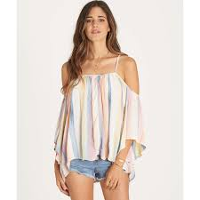 women u0027s tops shirts and blouses billabong us