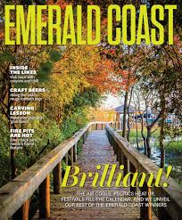 Pumpkin Festival Ohio Confetti by Emerald Coast Magazine October November 2016 By Rowland
