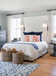 Master Bedroom Office Suite Beach Style