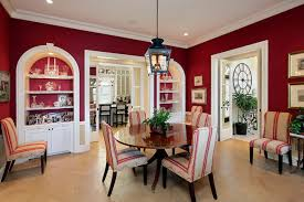 Meaning Of Red Color In Interior Design And