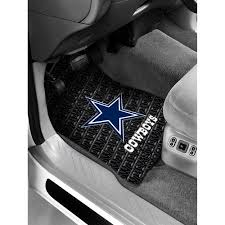 Decorating Ideas Dallas Cowboys Bedroom by Nfl Dallas Cowboys Floor Mats Set Of 2 Walmart Com