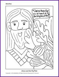The Rich Young Ruler Coloring Page