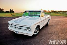 100 Chevy Truck 1970 C10 Big Shorty Hot Rod Network