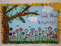 Pumpkin Patch Bulletin Board Sayings by Preschool Bulletin Board Ideas Bulletin Board Ideas Spring Into