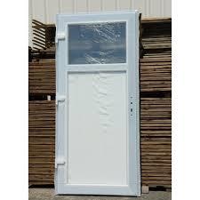 porte de service bois brico depot design porte de service brico