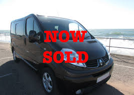 Renault Trafic Camper Conversion For Sale