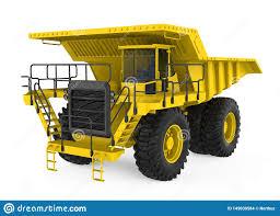 100 Haul Truck Mining Isolated Stock Illustration Illustration