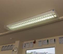 fluorescent light guards 25mm mesh available in a range of sizes
