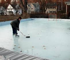 Backyard Hockey And Skating Rinks Popular Despite Mild Winter ... 22013 Backyard Ice Rink The Morgan Demers Blog 25 Unique Ice Rink Ideas On Pinterest Hockey Sixtyfifth Avenue Skating Ez Ice 60 Minute The Green Head Kit Standard Sizes And Great Advice Outdoor Builder Year Round Rinks Archives D1 Photo Collection Hockey Background Plans Wood Executive Desk