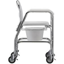 handicap toilet chair with wheels commode shower chair with wheels shower wheelchairs