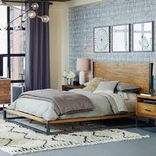 EYE CANDY Industrial Bedrooms with A Modern Twist