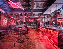 Sofa King Juicy Burger Owner by Meat Liquor Bristol Shed Interior Architecture U0026 Design