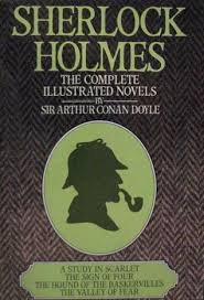 Sherlock Holmes The Complete Illustrated Novels By Arthur Conan Doyle