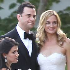 Jimmy Fallon I Ate Your Halloween Candy by Jimmy Kimmel U0027s Wedding Pictures Popsugar Celebrity