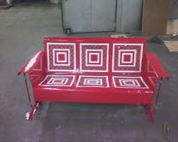 Red Patio Furniture Pinterest by 311 Best Vintage Lawn Furniture Images On Pinterest Lawn