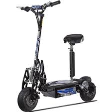 UberScoot 1000w Electric Scooter With Seat For Adults