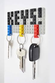 lego inspired keychains allow users to attach together