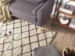 teppich midyat beige schwarz 160x230 cm ch