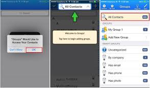 How to Delete Multiple Contacts on iPhone iPad iOS 11 iOS 10 iOS 9