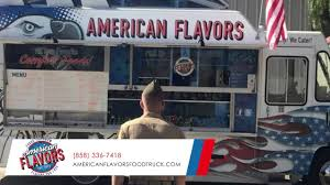 American Flavors Food Truck | Catering Services In San Diego - YouTube Mediterrean Food Trucks United San Diego Taco Truck Catering Prices I Had A Foodtruck Wedding And It Sandiegoville Born Lolitas Mexican Launches The Best In Every State Taste Of Home Image Kusaboshicom Babys Burgers California Burrito Pros Add And Sdsu Outpost Eater Pintos Pizza Cones Menu Tabe Bbq Mobile Fusion Cuisine Mr Fish Antonio Roaming Hunger Marcelas 10 Photos 2505 Manatee Ave