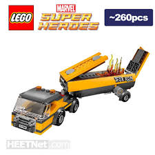 LEGO Loose Machine Marvel: Tanker Truck | HobbyDigi.com Online Shop