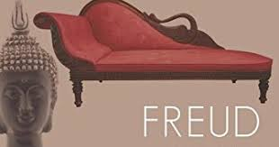 Freud Quotes And The Buddha Couch Cushion