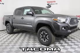 100 Santa Fe Truck New 2019 Toyota Tacoma TRD Off Road Double Cab 5 Bed V6 AT In