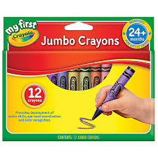 Crayola Bathtub Crayons Target by Crayola My First 12 Jumbo Crayons Big W