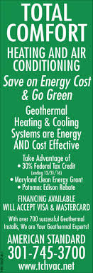 Save on Energy Cost and Go Green Total fort Heating And Air