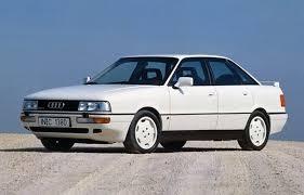 1990 Audi 90 Overview CarGurus