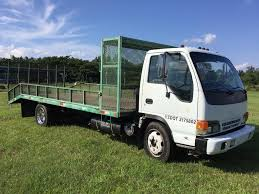 100 20 Ft Truck 00 ISUZU LANDSCAPE TRUCK AT Auctions Online Proxibid