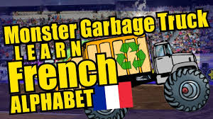 French Alphabet Monster Garbage Truck Parade - Capital Letters ... Toy Box Garbage Truck Toys For Kids Youtube Abc Alphabet Fun Game For Preschool Toddler Fire Learn English Abcs Trucks Videos Children L Picking Up Colorful Trash Titu Vector Vehicle Transportation I Ambulance Stock Cartoon Video Car Song Babies Nursery Rhymes By Simsam Specials And Songs Phonics