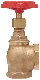 Globe Union Faucet Company by Milwaukee Valve 504 Series Bronze Globe Valve Class 125 Elbow
