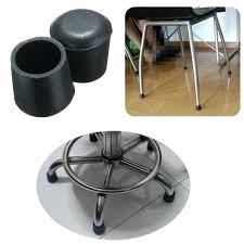Rubber Chair Leg Protectors For Hardwood Floors by Bar Stool Metal Bar Stool Floor Protectors Wood Bar Stool