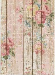 Rice Paper For Decoupage Decopatch Scrapbook Craft Sheet Vintage Fence Roses In Crafts Multi Purpose Supplies Crafting