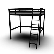 Ikea Stora Loft Bed by Storå Loft Bed Frame Design And Decorate Your Room In 3d