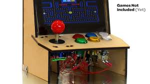 picade the arcade cabinet kit for your raspberry pi official