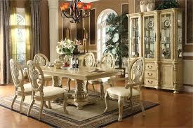 Black And White Dining Room Set Furniture Antique Vintage