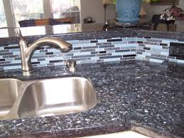 kitchen granite countertops omaha in grey with single stainless