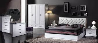 Bedroom by Beverly Hills Furniture in White w Options