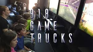 100 Game Trucks 918 At Jenks West YouTube