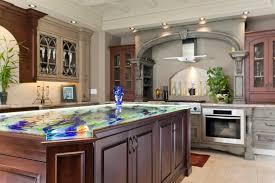100 Kitchen Glass Countertop Artistic By THINKGLASS INC Archello