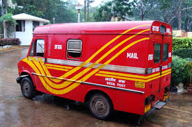 100 Postal Truck Fire Free Images Transport Dharwad Emergency Service Fire Department